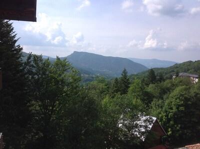 Villa Imperatori - Selletta Ski Lift, Abetone Cutigliano, Tuscany, Italy