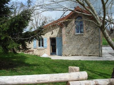 Réserve Naturelle de l'Etang des Landes, Lussat, Département Creuse, Frankreich
