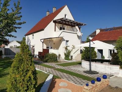 Ferienhaus Katarina in Huttenheim bei Philippsburg zu vermieten!