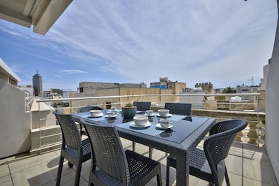 Spinola Park - The duplex penthouse