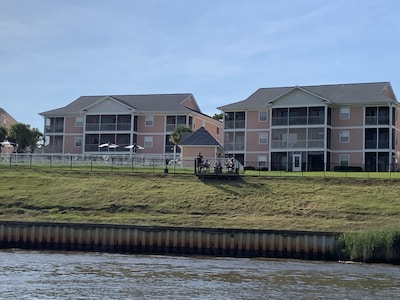 View of Property From Waterway