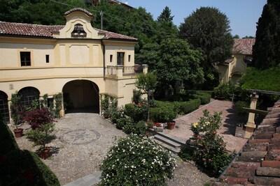 Mombello Monferrato, Piedmont, Italy