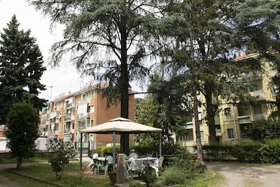 Quartiere Pista, Alessandria, Piedmont, Italy