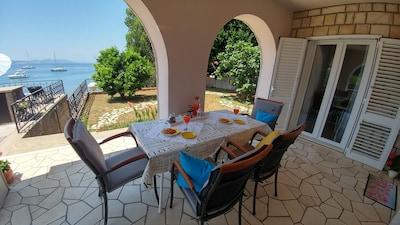 Île de Koločep, Comitat de Dubrovnik-Neretva, Croatie