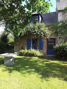 Pleurtuit, Département d'Ille-et-Vilaine, France