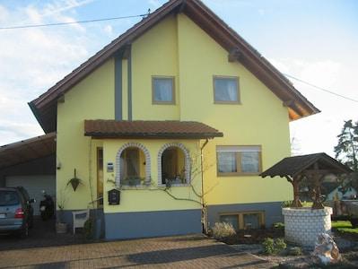 Station Schaidt (Pfalz), Woerth am Rhein, Rijnland-Palts, Duitsland
