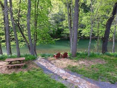 Boxerwood Gardens, Lexington, Virginia, USA