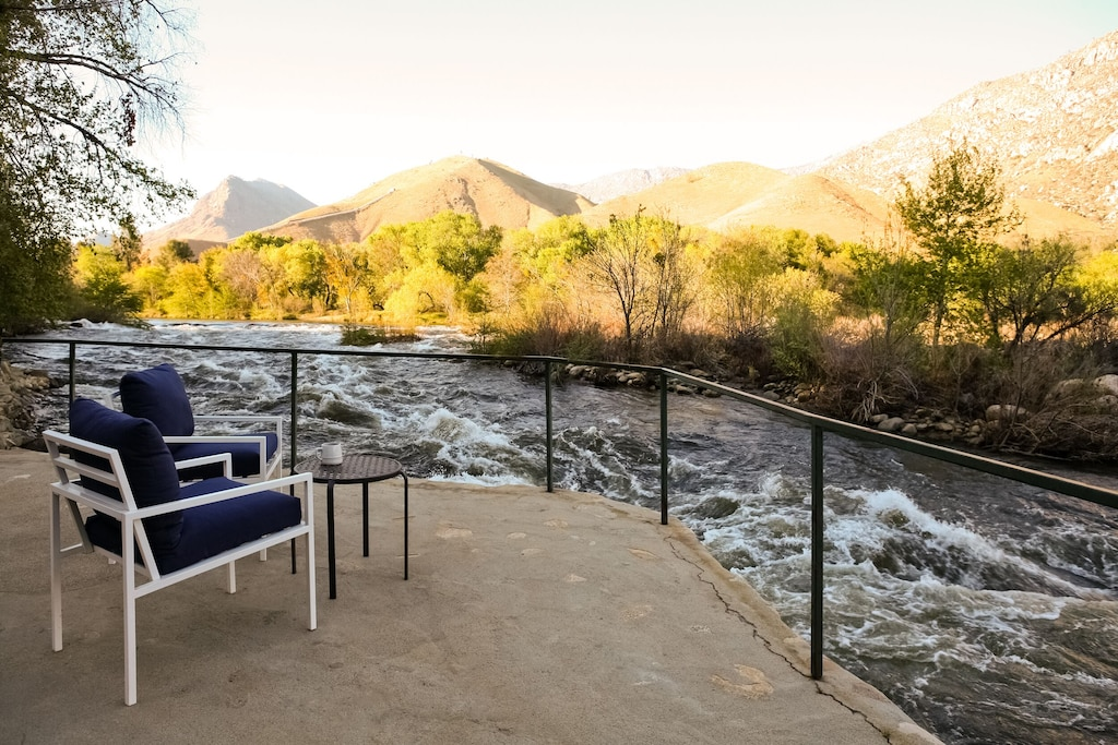 Kern river cabin rental
