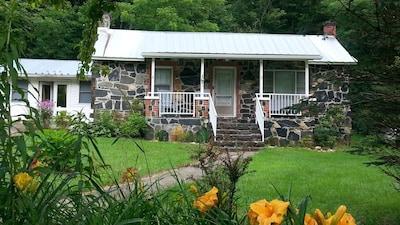 Little Switzerland Stone House