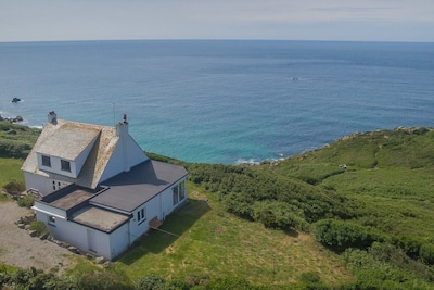 Located high above the Atlantic Ocean in one of the most amazing locations