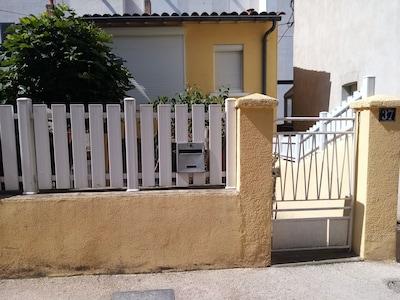 Millau Station, Millau, Aveyron, France