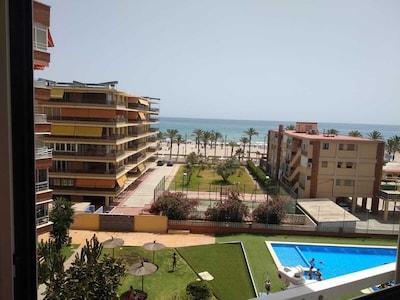 Apartamento en primera linea de playa a estrenar