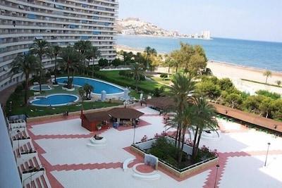 El Raco Beach, Cullera, Valencian Community, Spain