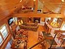 Loft View- Dining, Communal Area, 50in Plasma TV!