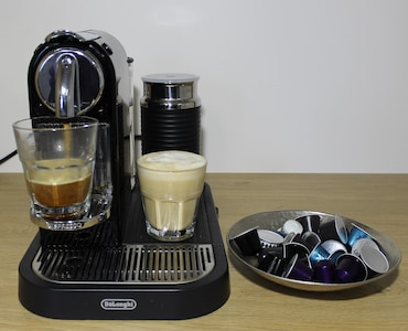 Get the day off to a great start with delicious coffee