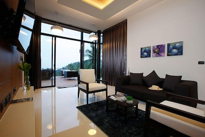 Villa Q'Na - Chaweng Sea View Luxury