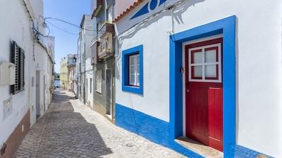 Portimao City Centre, Portimao, Faro District, Portugal