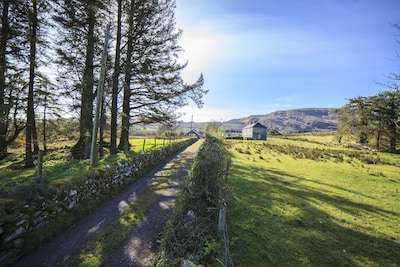View of Carrowcullen from the entrance gate