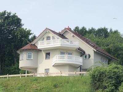 Hohe Rhön, Kaltennordheim, Thuringe, Allemagne