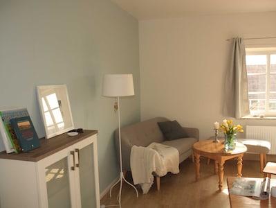 Wohnzimmer Pflaume