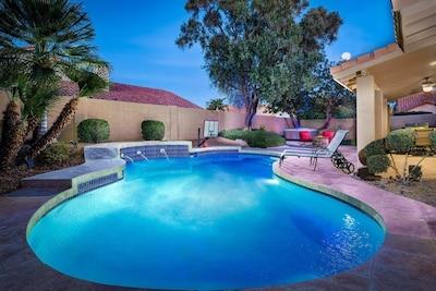 Paradise Park Vista, Scottsdale, Arizona, États-Unis d'Amérique