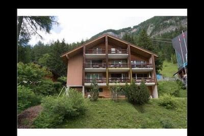 Leukerbad Ski Resort, Albinen, Valais, Switzerland