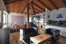 salle de séjour - Casa Leula