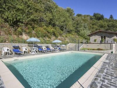 Villa Collemandina, Tuscany, Italy