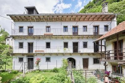 Russo, Onsernone, Canton of Ticino, Switzerland