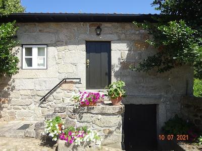 Casa do caneiro - 3 quartos e uma saleta