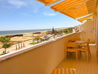 1-Bedroom apartment BEACH  Fully equipped  Seasun Vacation Rentals - Monte Gordo
