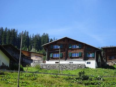 Medel, Graubuenden, Switzerland