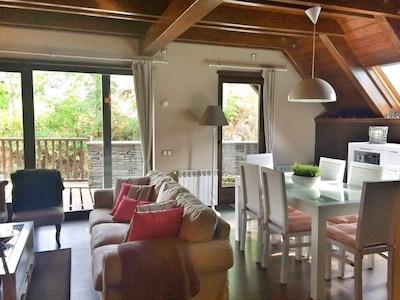 Casa con encanto en el Valle de Arán