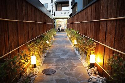 Arashiyama, Kyōto, Kyoto (préfecture), Japon