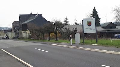 Helle 2-Zimmer-Wohnung, 1 km von Bad Marienberg