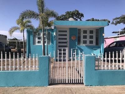 Boca Velázquez, Santa Isabel, Puerto Rico