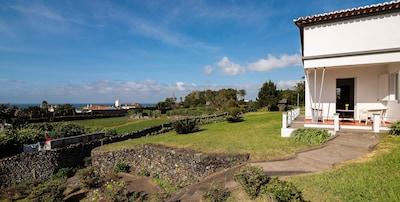 Praca Velha, Lagoa, Azoren, Portugal