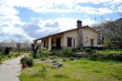 Navaconcejo, Extremadura, Spain
