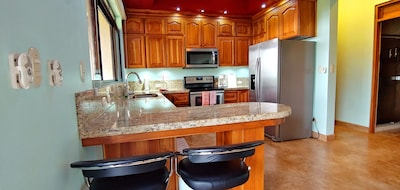 Beautiful modern kitchen for the Chef in the family