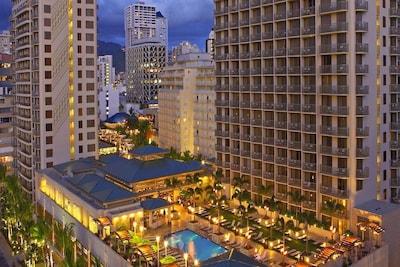 Wyndham at Waikiki Beach Walk, Honolulu, Hawaii, United States of America