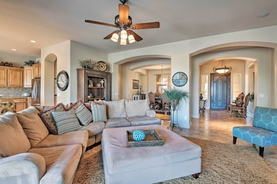 Come stay at the luxurious  4-bed, 4.5-bath Sonoran Foothills resort-style home!