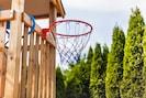 Basketballkorb für die Kinder (und Erwachsenen)