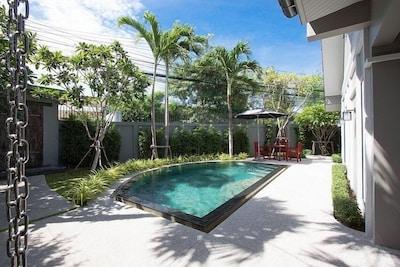 Sala Azalea Villa  3 Bed Pool Villa in Jomtien Pattaya