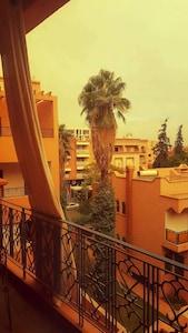 Samanah Golf Club, Tameslouht, Région de Marrakech-Safi, Maroc