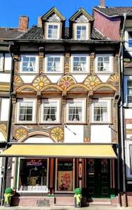 Maison d'Eicke, Einbeck, Basse-Saxe, Allemagne