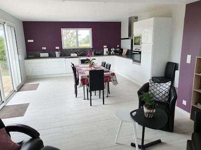 Matignon, Côtes-d'Armor, Frankreich