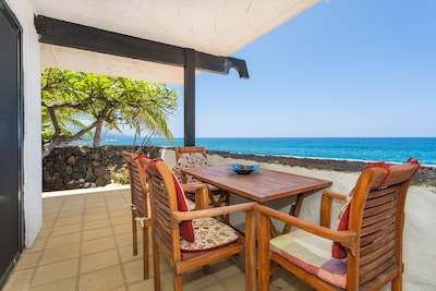 Imagine your Kona coffee with this view!