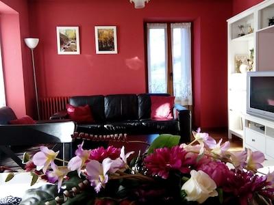 APARTAMENTO URBASA- Casa Rural Imaz Etxea-para 4, 6 u 8 personas