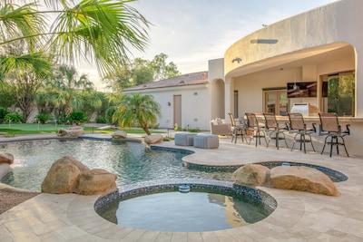 Elmaro Estates, Paradise Valley, Arizona, USA
