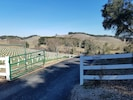 Gated and paved access